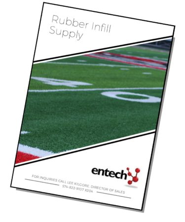 Entech Micronized Crumb Rubber Powder Infill Guide