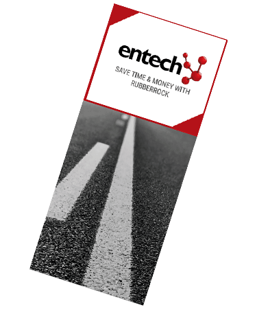 Tire Derived Aggregate Brochure - Entech, Inc