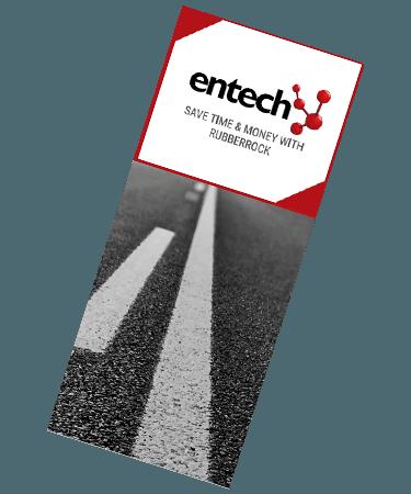 Tire Derived Aggregate Brochure - Entech, Inc